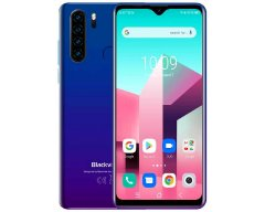 Blackview A80 Plus (4+64Gb, АКБ 4680 мАч) Blue