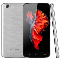 Homtom HT6 Silver (АКБ 6250 мАч)