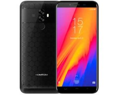 Homtom S99 (4+64Gb) Black