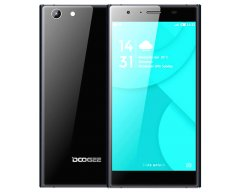 Doogee Y300 Black (32 Gb)