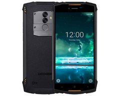 Doogee S55 Yellow