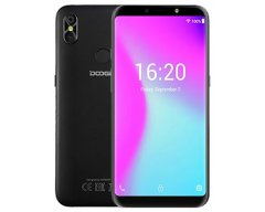 Doogee X80 (1+16Gb) Black