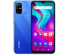 Doogee X96 Pro (4+64Gb, АКБ 5400 мАч) Blue