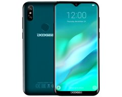 Doogee Y8 (3+16Gb) Green
