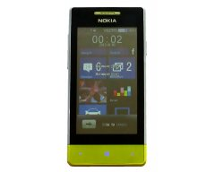 Nokia Lumia 3039 Silver-Yellow