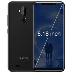 Oukitel C12 (2+16Gb) Black