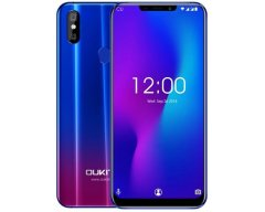 Oukitel U23 (6+64Gb) Blue