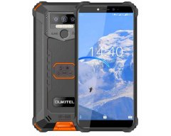 Oukitel WP5 (4+32GB, АКБ 8000 мАч) Black-Yellow