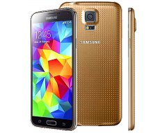 Samsung Galaxy S5 G900H gold