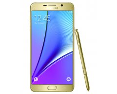 Samsung Galaxy Note 5 Gold