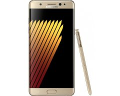Samsung Galaxy Note 7 Gold Platinum