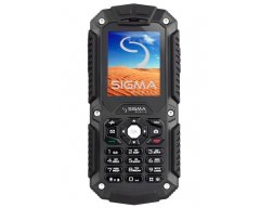 Sigma mobile X-treme IT67 Black