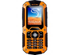 Sigma mobile X-treme IT67 Orange