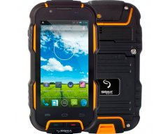 Sigma mobile X-treme PQ23 Orange