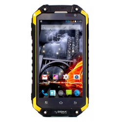 Sigma mobile X-treme PQ33 Black-Orange