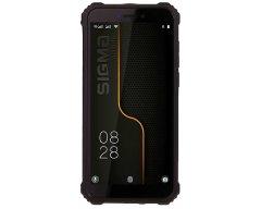 Sigma mobile X-treme PQ38 (4+32Gb, 8000 мАч) Black