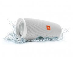 JBL Charge 4 Portable Bluetooth Speaker White