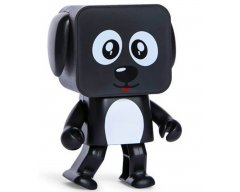 Колонка Dancing Dog Bluetooth Speaker Black