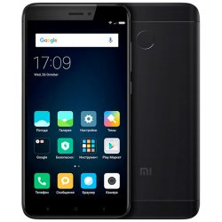 Xiaomi Redmi 4X Black 16 Gb