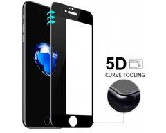 Защитное стекло Glass на iPhone 6/6S 5D Черное