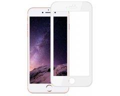 Защитное стекло Glass на iPhone 7 5D White