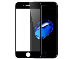 Защитное стекло Glass на iPhone 8 Plus 5D Черное