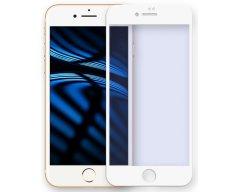 Защитное стекло Glass на iPhone 8 5D Белое