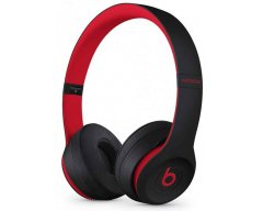 Beats Studio 3 Wireless (MRQ82PA/A) Defiant Black-Red