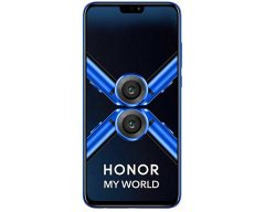 Honor 8X (6+128Gb) Blue UA