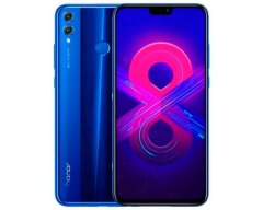 Honor 8X (6+64Gb) Blue UA