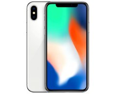 iPhone X Silver (Face ID, Siri)