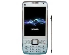 Nokia E71++ Morgan White