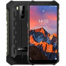 Ulefone Armor X5 Pro (4+64Gb АКБ 5000 мАч) Black