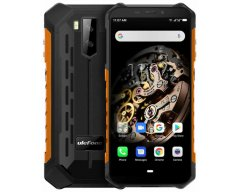 Ulefone Armor X5 Pro (4+64Gb АКБ 5000 мАч) Orange