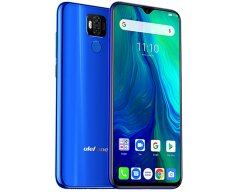 Ulefone Power 6 (4+64Gb) Blue