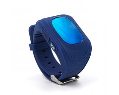 Smart Baby Watch Q50 Deep Blue