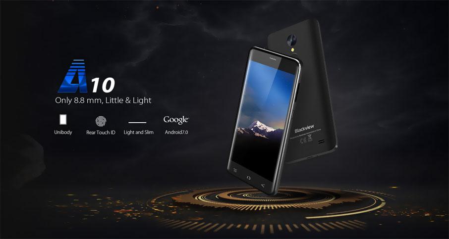 Blackview A10 (2+16Gb) Black