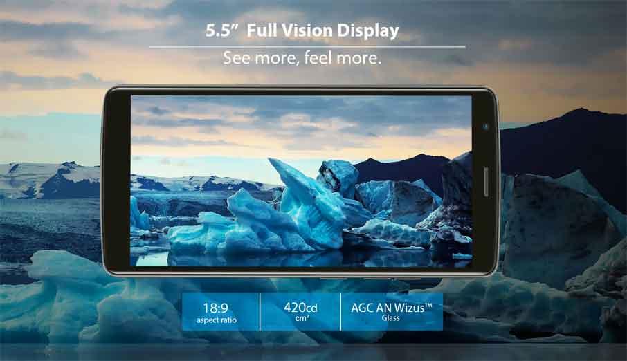 Blackview A20 Pro (2+16Gb) Black
