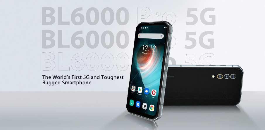 Blackview BL6000 (8+256Gb) Pro 5G