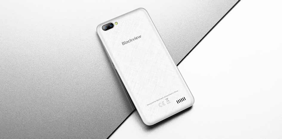 Blackview A7 White