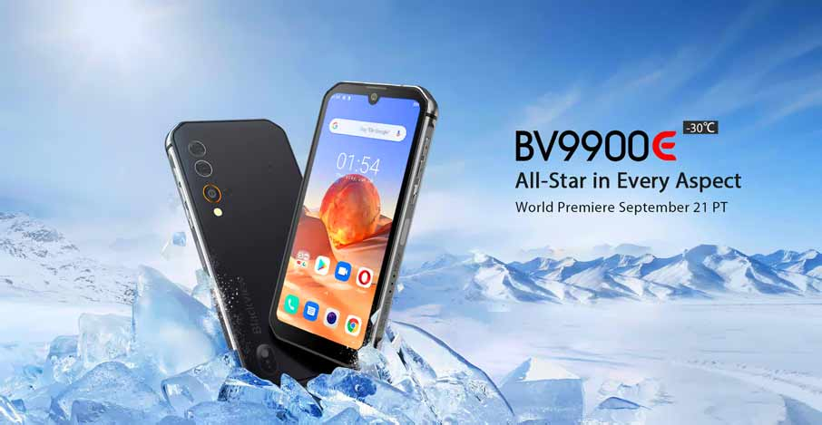 Blackview BV9900E (6+128Gb) Black