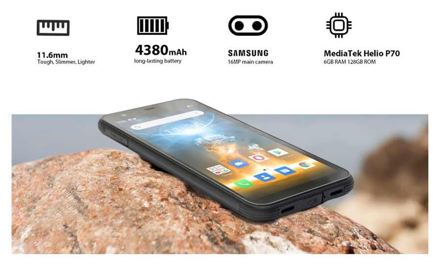 Blackview BV6300 Pro (6+128Gb)