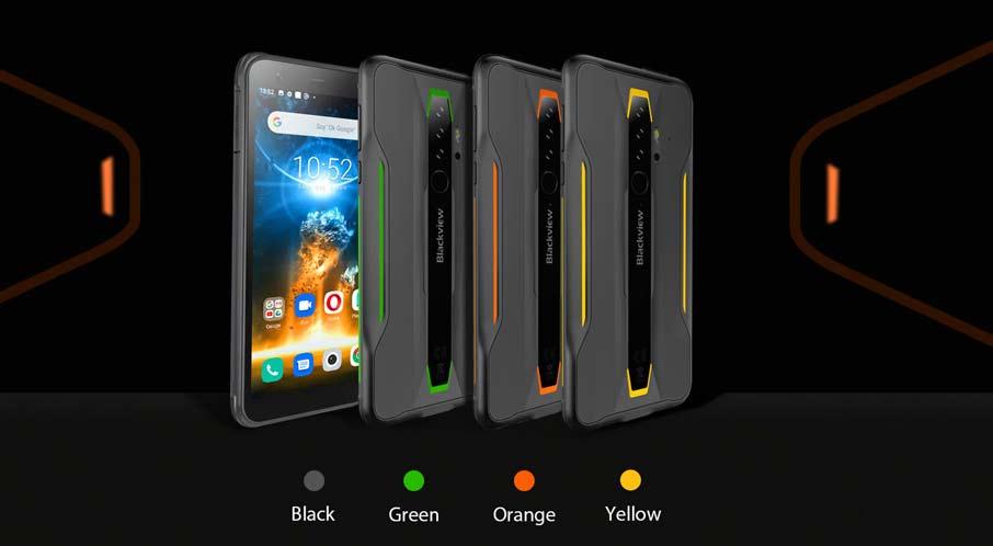 Blackview BV6300 Pro (6+128Gb) Orange