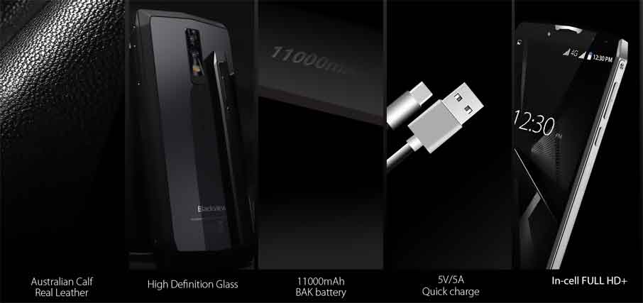 Blackview P10000 (4+64Gb) Pro Silver