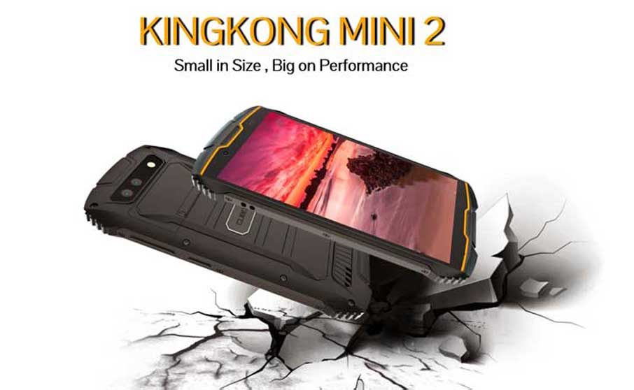 Cubot King Kong mini 2 Red