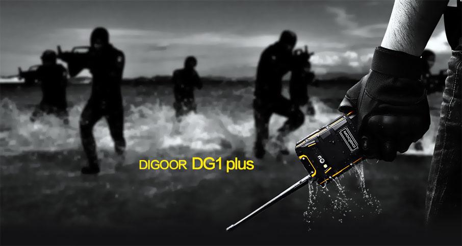 Digoor DG1 Plus Green