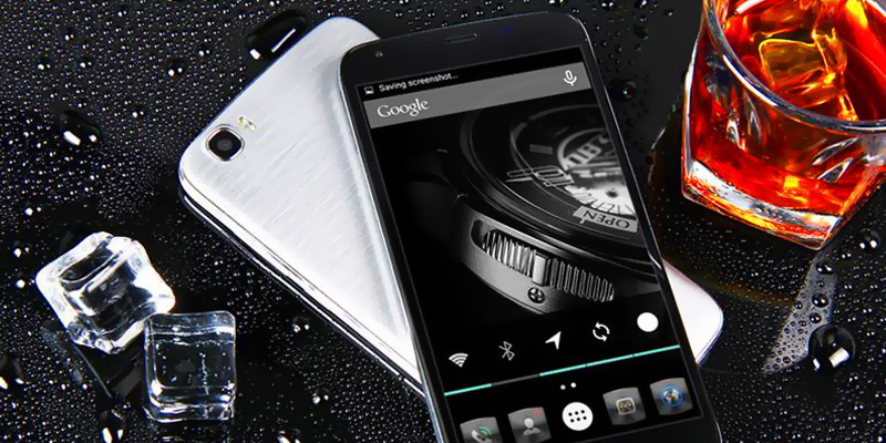 Homtom HT6 Silver
