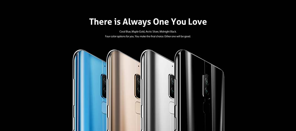 Homtom S8 (4+64Gb) Silver