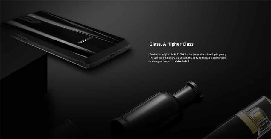 Doogee BL12000 (6+64Gb) Black Pro