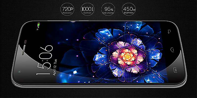 Doogee Y100 Plus Black